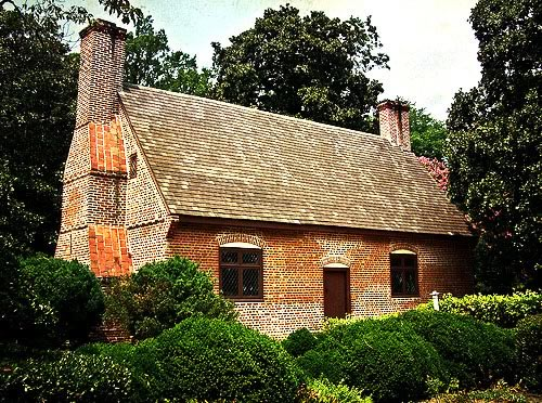 Photo of Thoroughgood House 1719